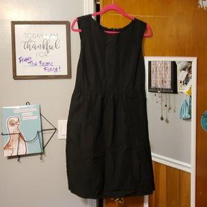 Little black dress. J crew